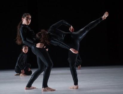 Jackals dance